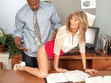 Jessica violates the suit code, H.R. woman chaser violates Jessica