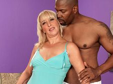 Andi's Larger than typical, Dark-skinned Cock Day