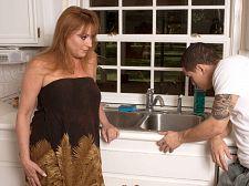 Fucking Gigi's plumbing