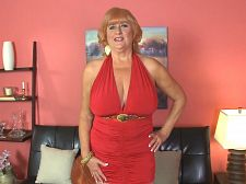 Naughty, huge-titted, 61-year-old divorcee. Got your attention?