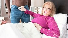 Private time with Crystal and a BBC