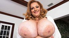 Julia Jones: Banking On Large Boobs