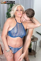 Payton copulates her son's friend