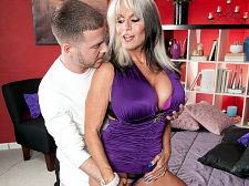 The Sally D'Angelo Anal Shag Show